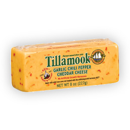 tillamook Garlic Chili Pepper