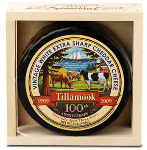 Tillamook 100th Anniversary Wheel