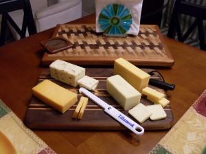 Tillamook Cheese Plate 2