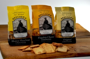 The Fine Family of Beecher's Crackers