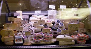 Cheesemonger Competition Display Case